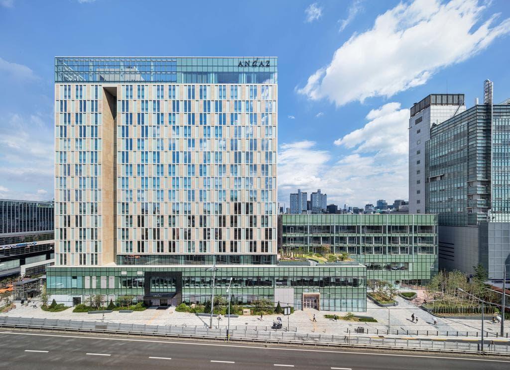 Andaz Seoul Gangnam building