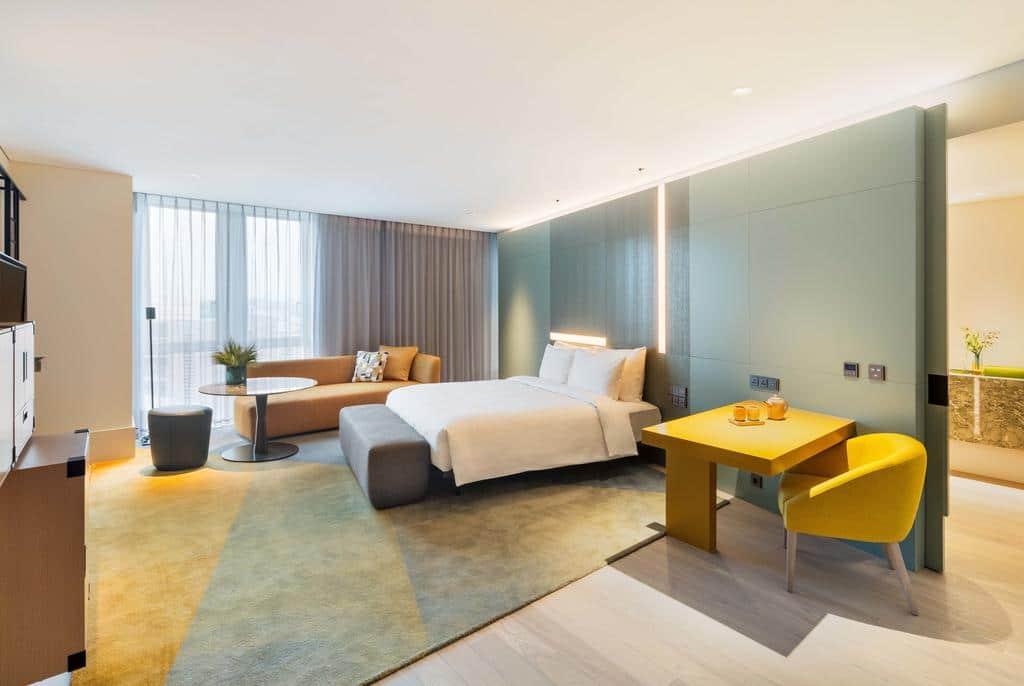 Andaz Seoul Gangnam suite