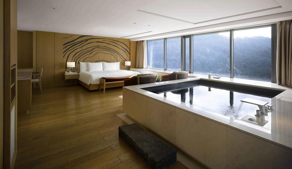 Banyan Tree Club & Spa Seoul suite