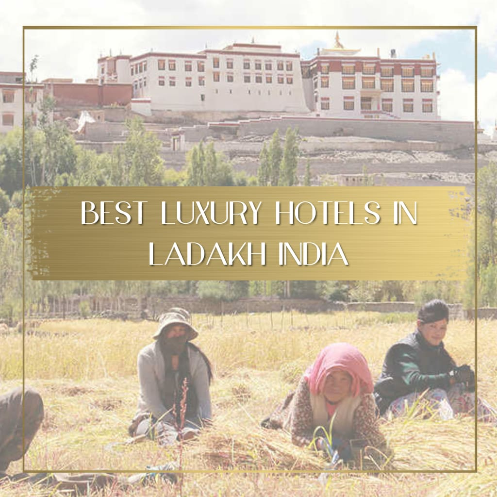 Best luxury hotels in Ladakh India feature