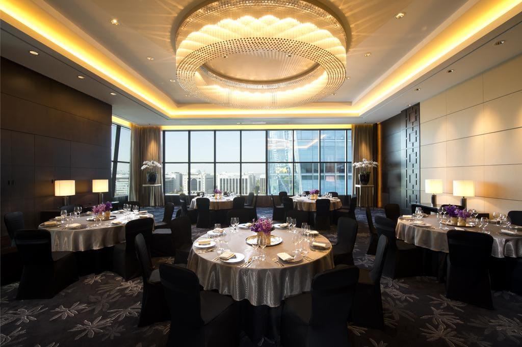 Conrad Seoul dining
