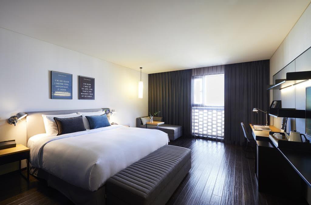 Glad Hotel Seoul suite
