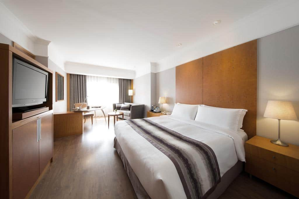 Grand Ambassador Seoul associated with Pullman suite