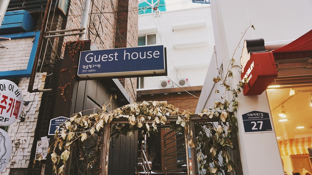 Guest House in Seoul