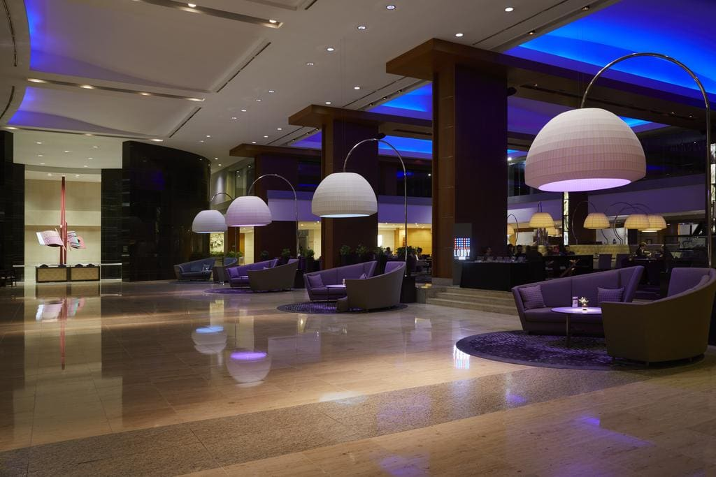 Intercontinental COEX - best luxury hotels in Seoul for business travelers