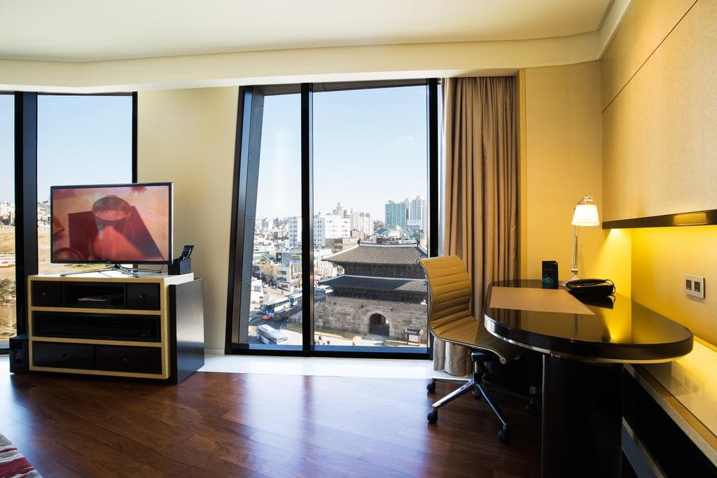 JW Marriott Dongdaemun Square Seoul suite