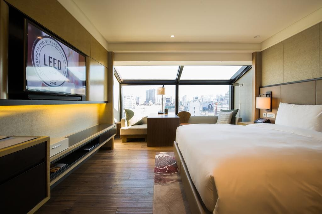 JW Marriott Dongdaemun Square Seoul views