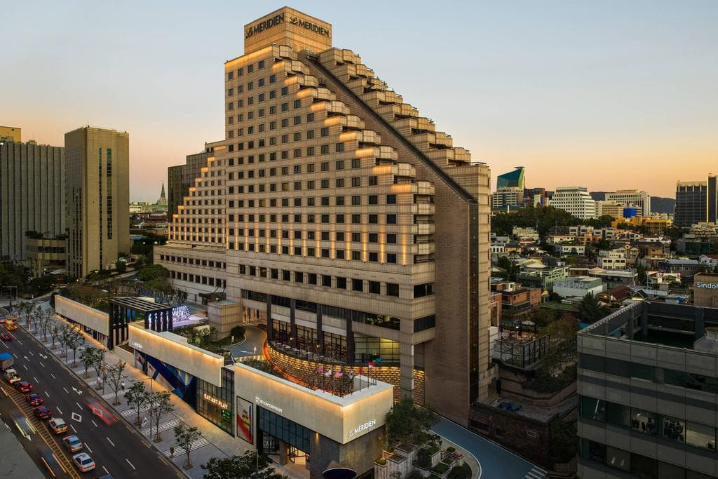 Le Meridien Seoul Hotel