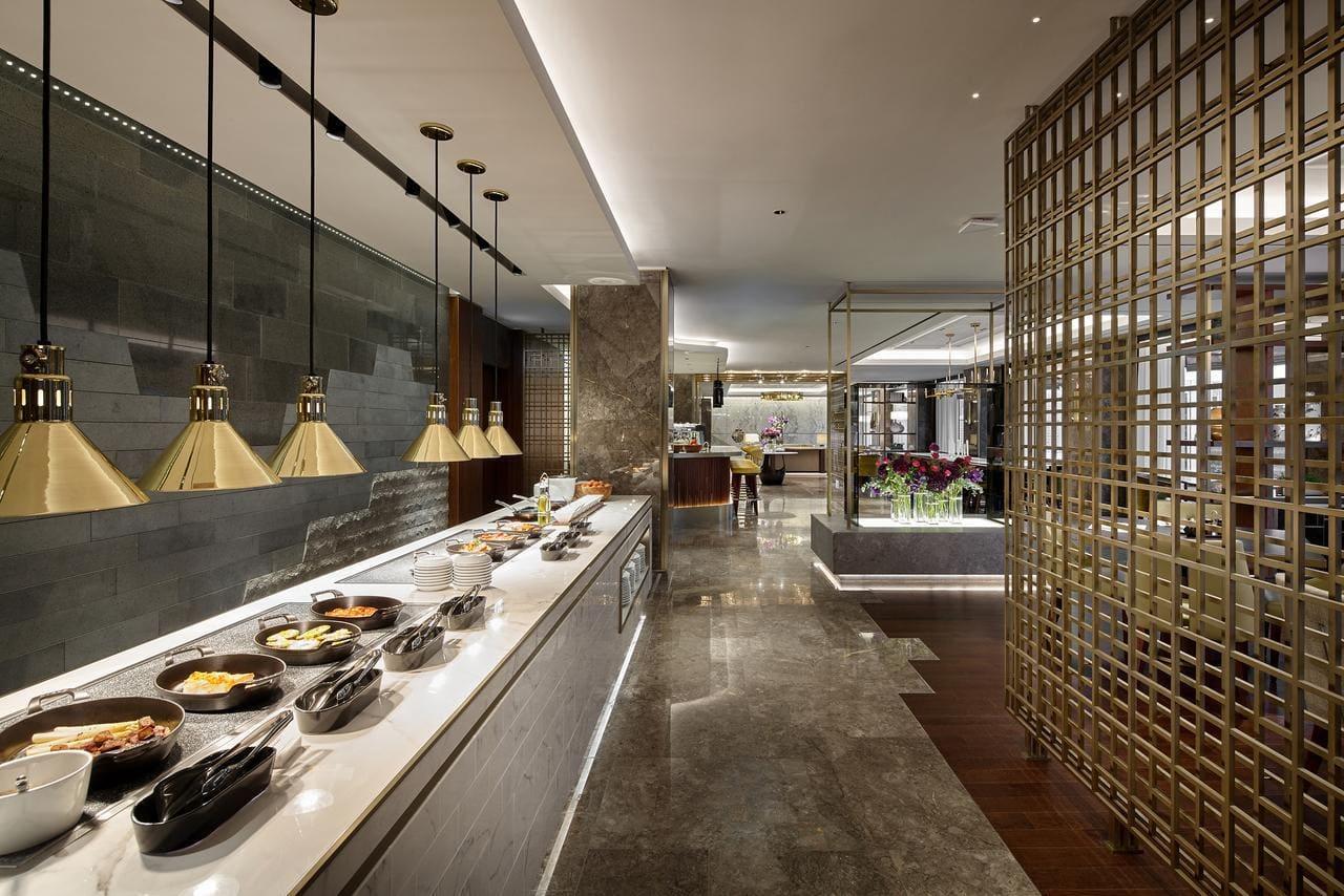 Lotte Hotel Seoul restaurant