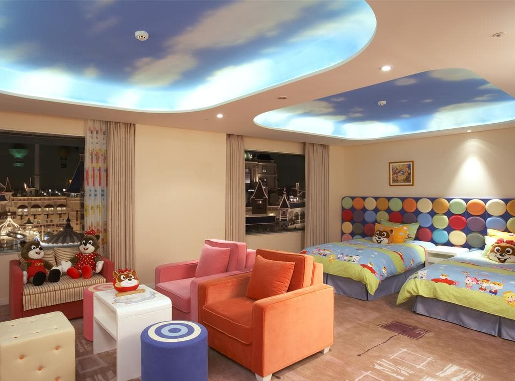 Lotte World Hotel for kids