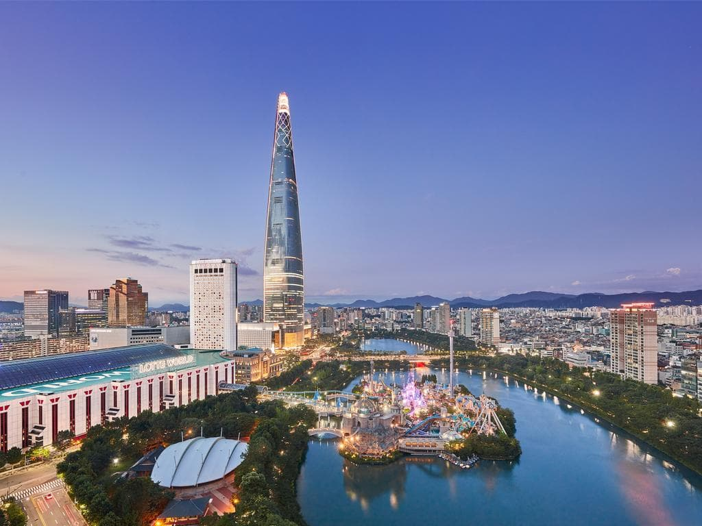 Lotte World Hotel - where to stay in Seoul with kids
