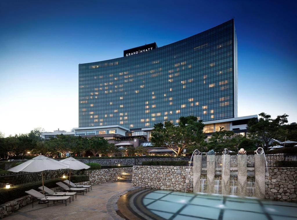 Luxury hotel in Seoul - Grand Hyatt