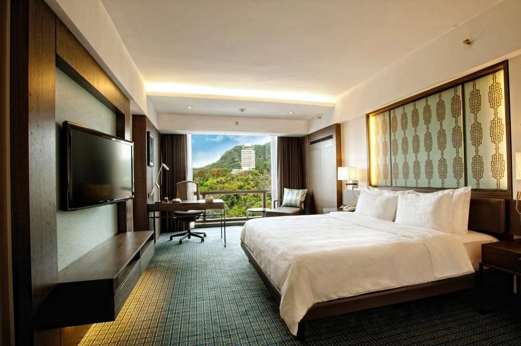 Millennium Hilton Seoul suite