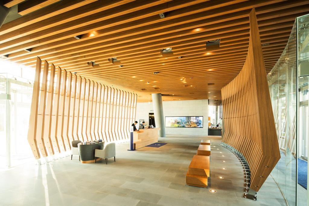 Novotel Ambassador Seoul Dongdaemun Hotels & Residences lobby