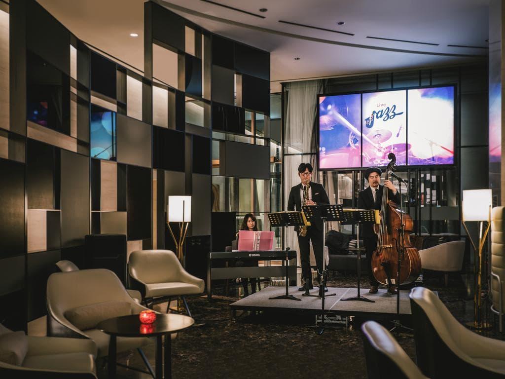 Novotel Suites Ambassador Seoul Yongsan jazz