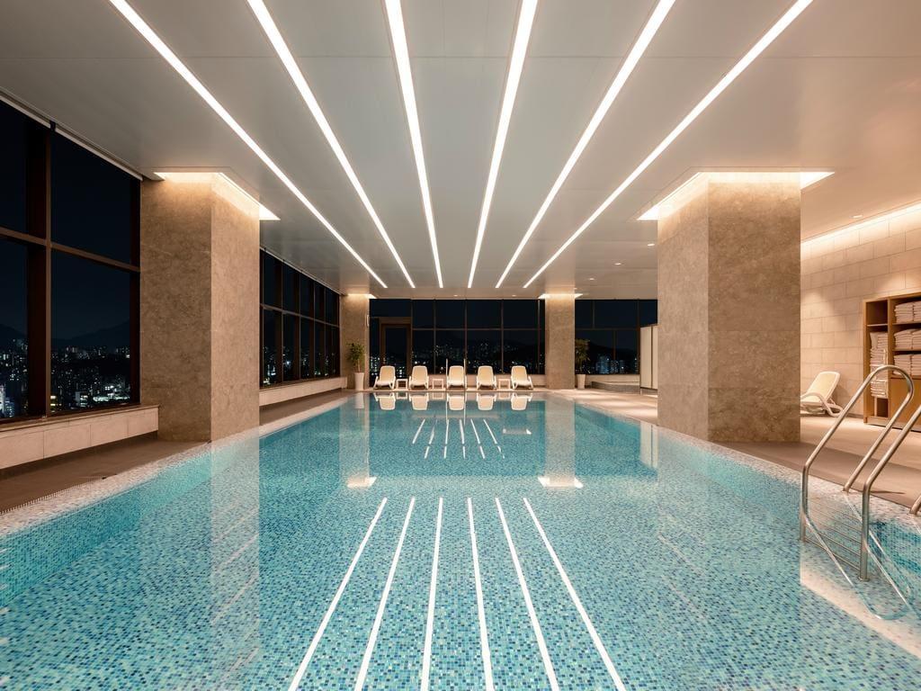 Novotel Suites Ambassador Seoul Yongsan pools