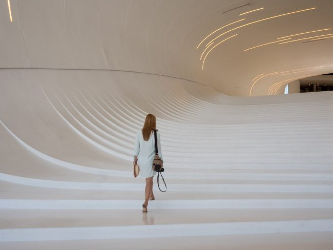 Heydar Aliyev Center Interior