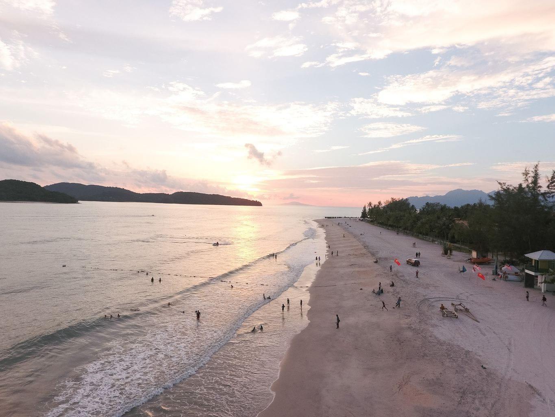 Sunset in Cenang