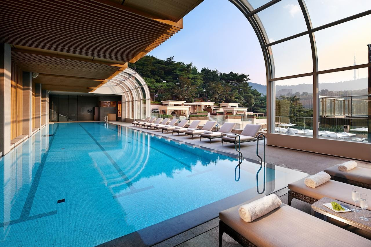 Where to stay in Seoul - The Shilla