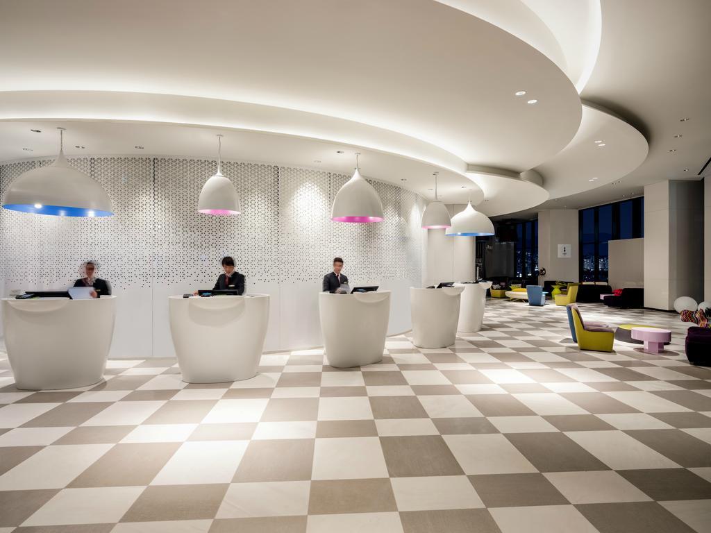 ibis Styles Ambassador Seoul Yongsan lobby