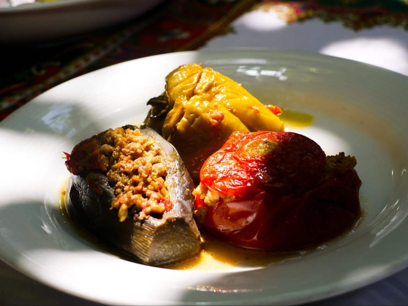 Stuffed Vegetable dolma
