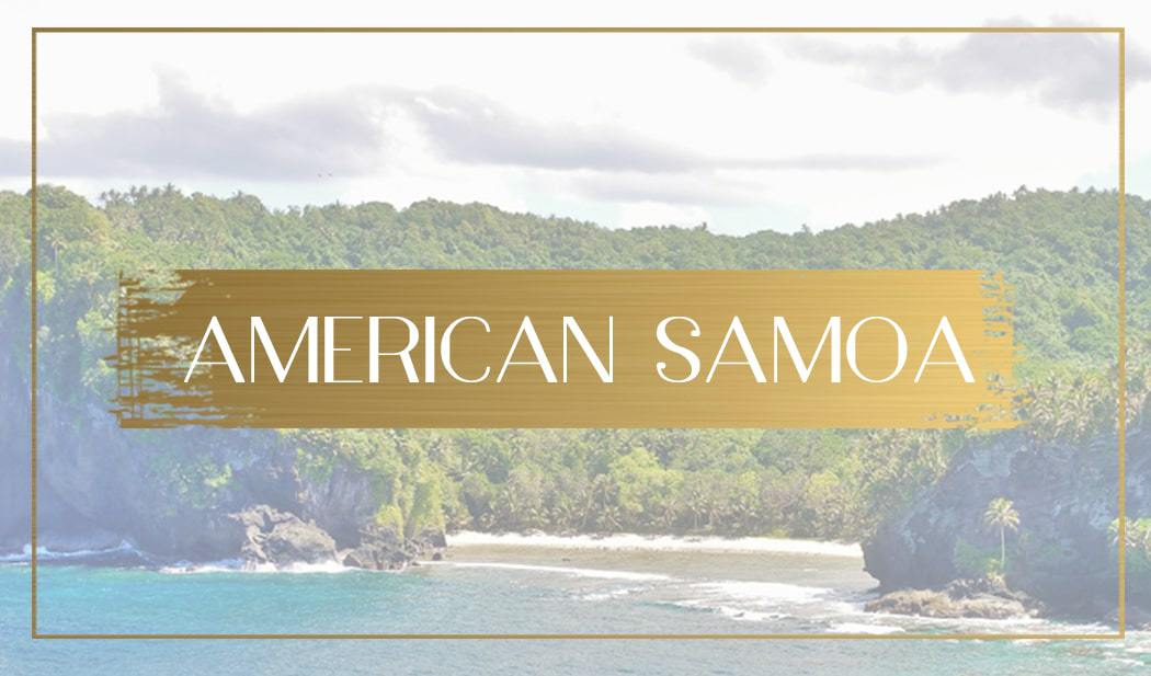 Destination American Samoa feature