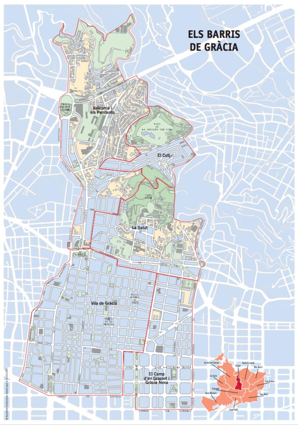 Gracia Map