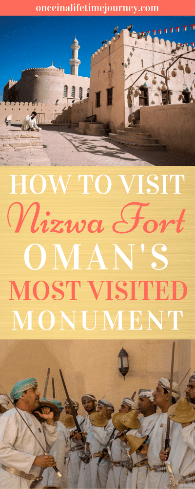 How to Visit Nizwa Fort