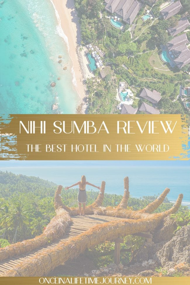 Nihi Sumba Review pinterest