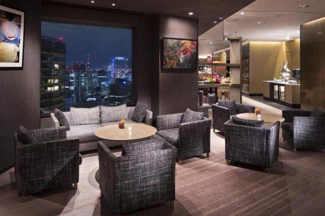 Intercontinental ANA Hotel Tokyo