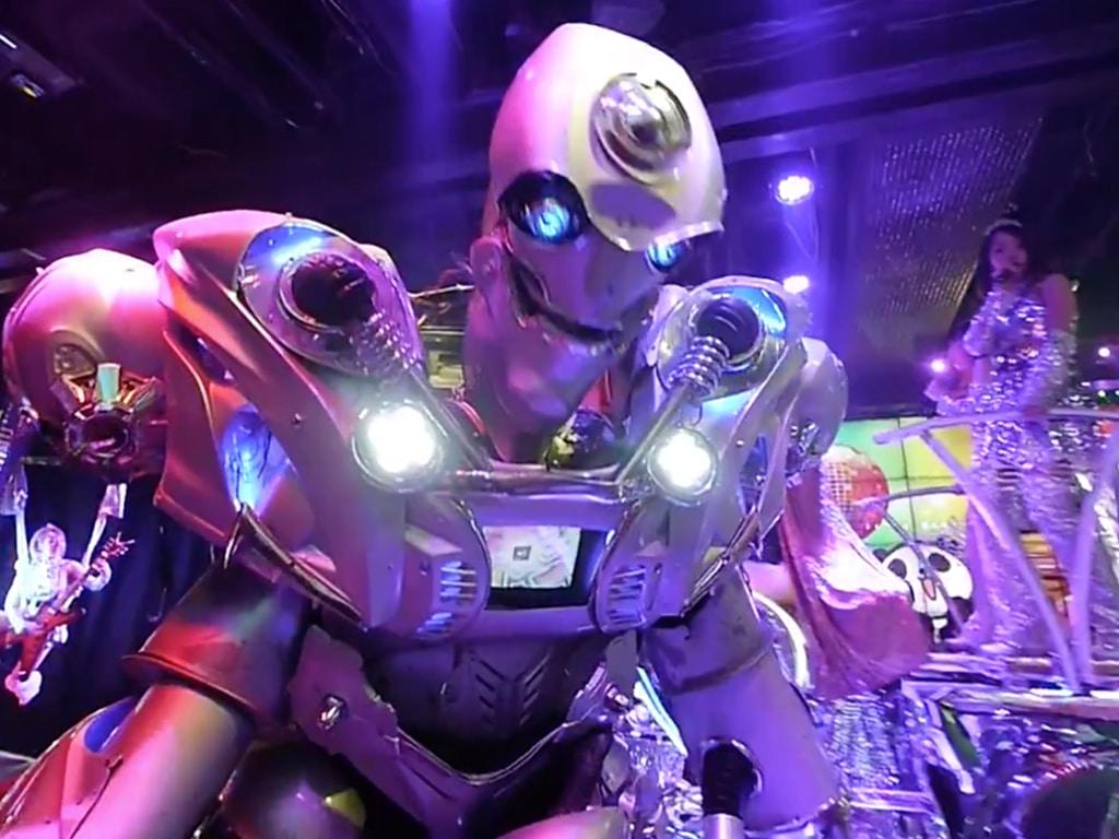 best of Tokyo robot