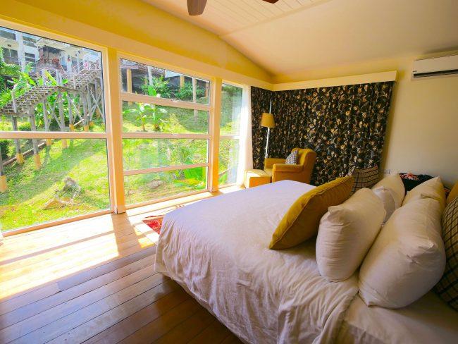 Sutera Sanctuary interior bedroom view