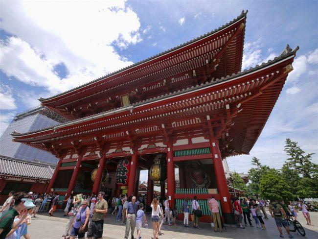 best of Tokyo temple