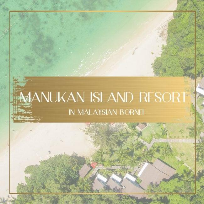 manukan island resort feature