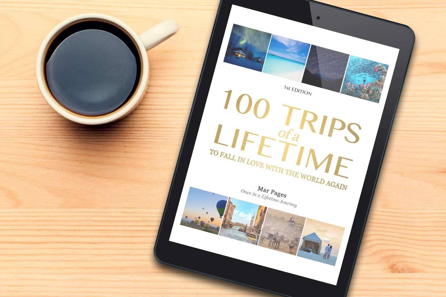 travel books trips