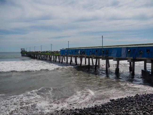 La Libertad Pier