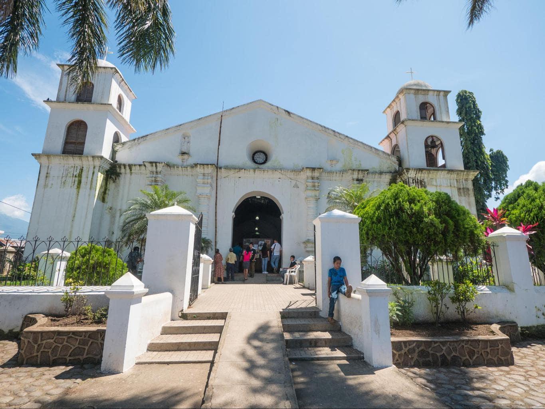 Nahuizalco Church