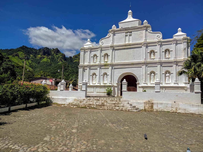 Building in Panchimalco