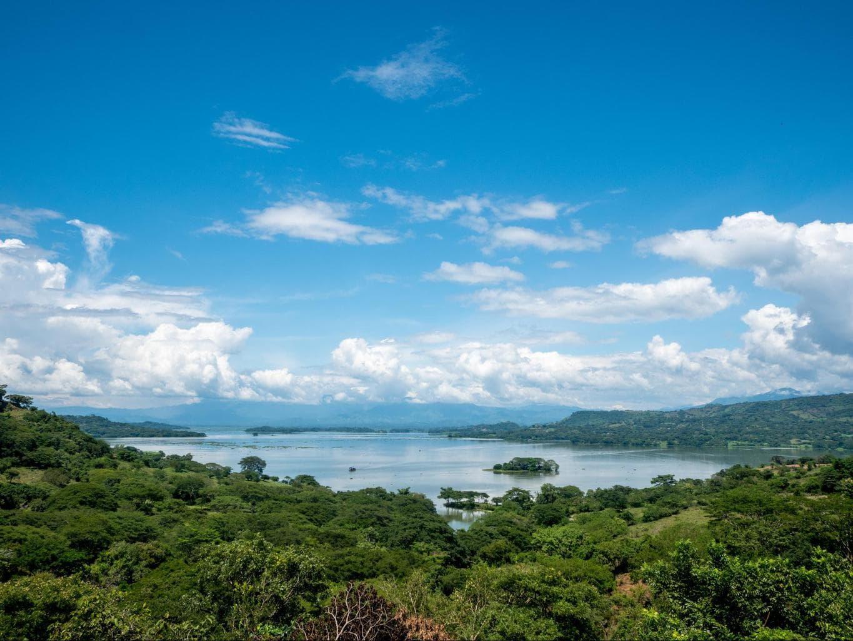 View in Suchitoto