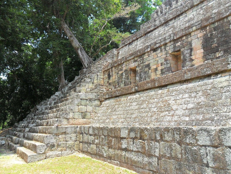 Coppen Mayan Ruins
