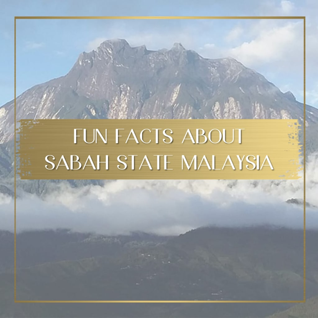 Fun facts about Sabah State Malaysia feature