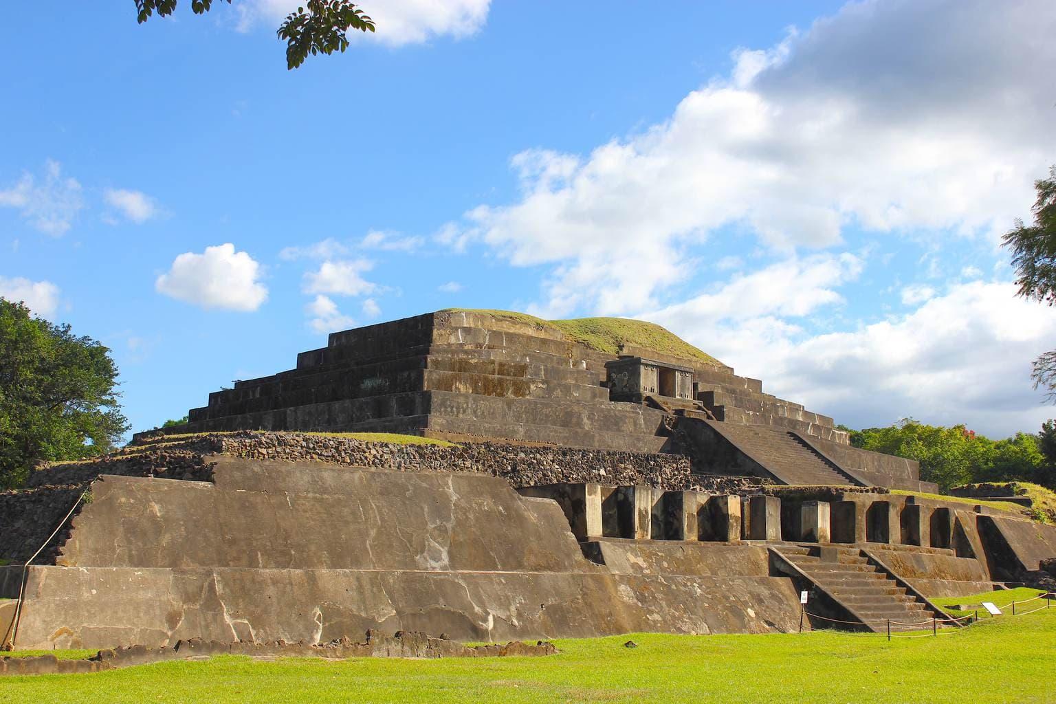 Tazumal Mayan Ruins