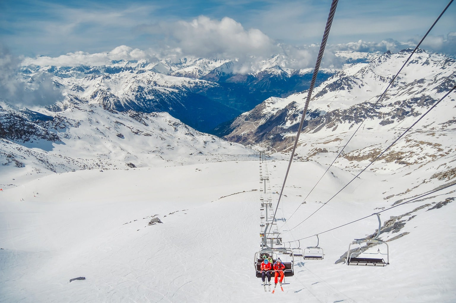 learn to ski in Asia India