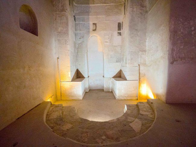 Bahla Fort Interior