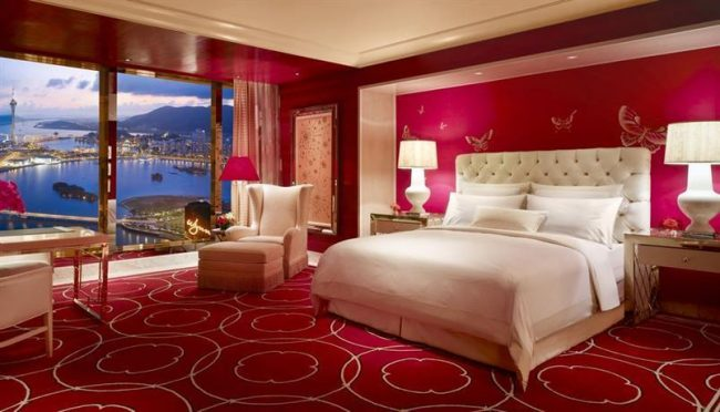 The Wynn Macau suite