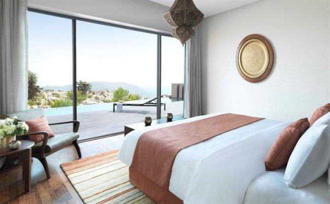 Anantara Jabal Akhdar suite