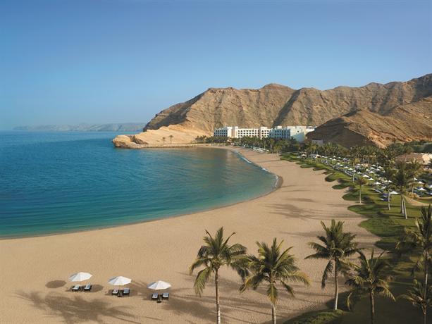 Shangri-la Barr Al Jissah Resort
