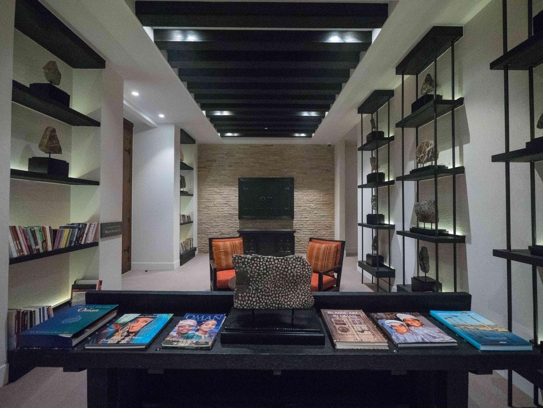 Omani library