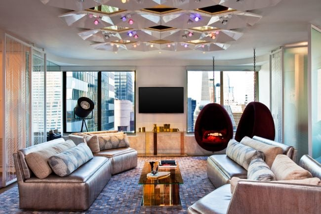 W New York - Times Square suite