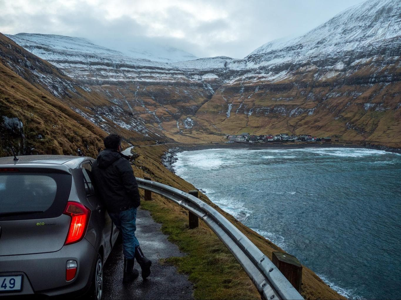 Road rules and car rentals in the Faroe Islands